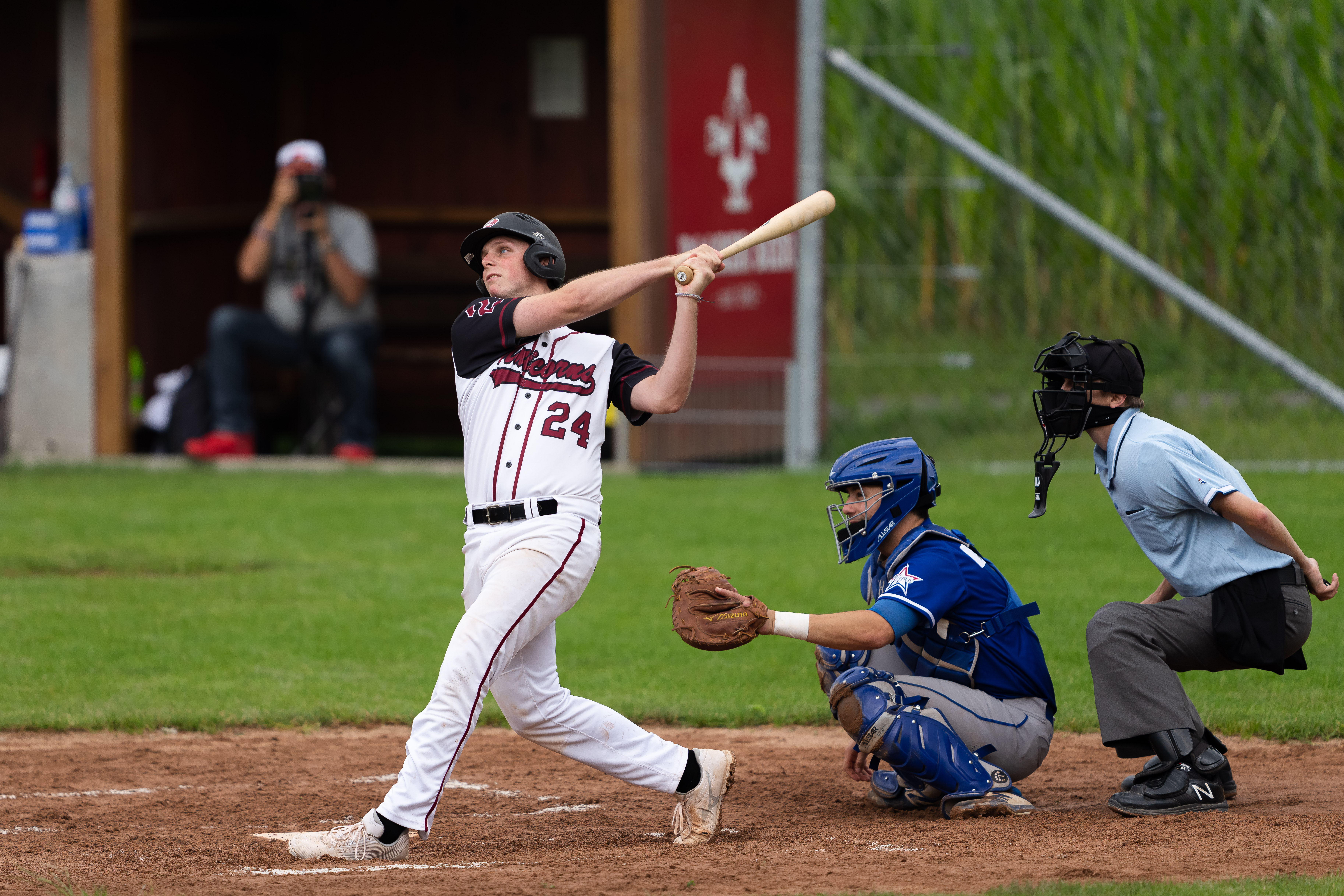 Ingold-Rolf CHE Baseball-Match-NLA-Unicorns 013